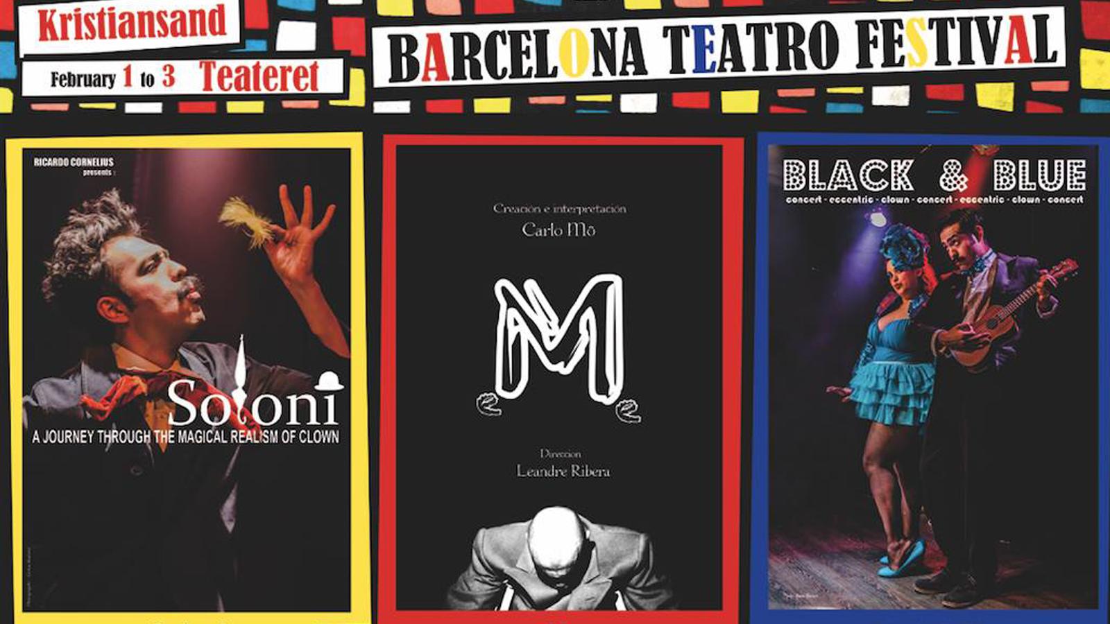 «Barcelona Teatro Festival»: – Profesjonelt fjas og tull
