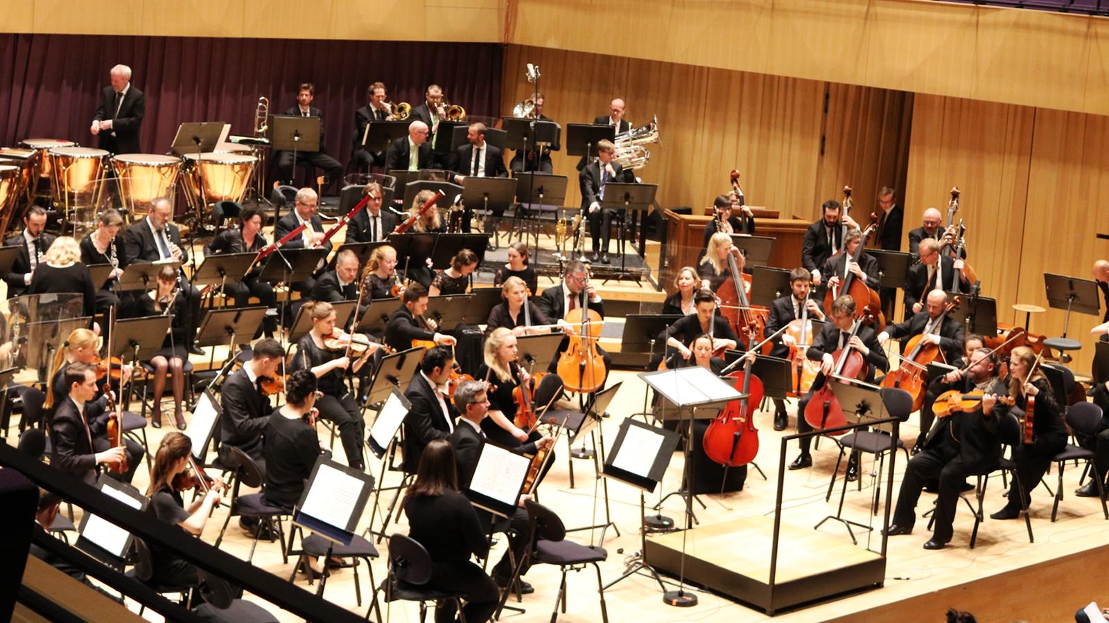 Kristiansand Symfoniorkester presenterer «The Planets»