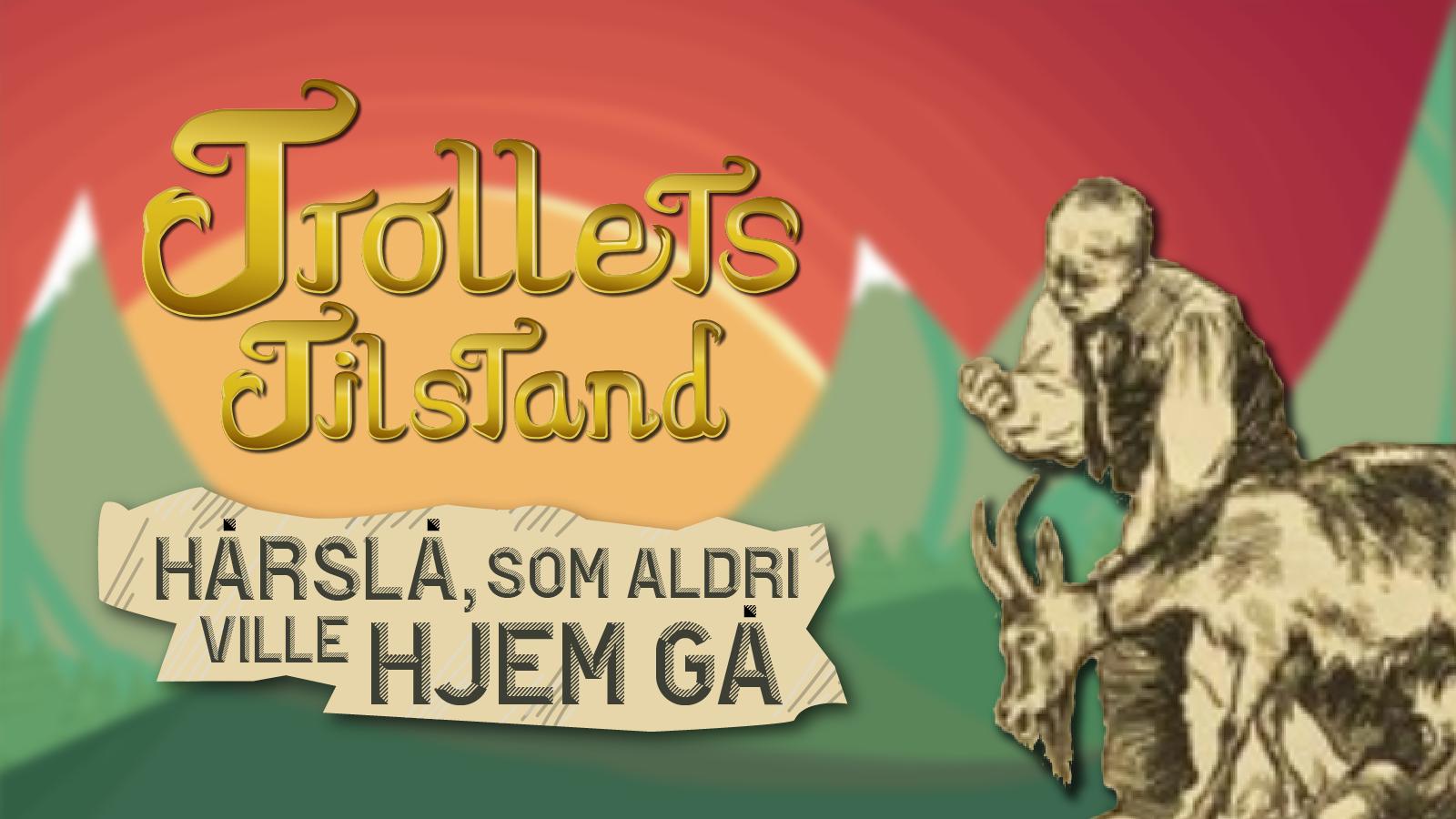 TT: Hårslå Som Aldri Ville Hjem Gå