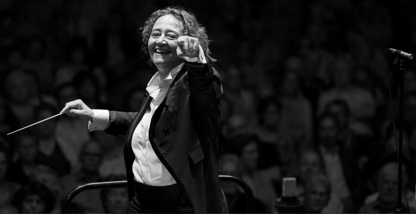 Konsertanmeldelse: Sesongfinale med Nathalie Stutzmann