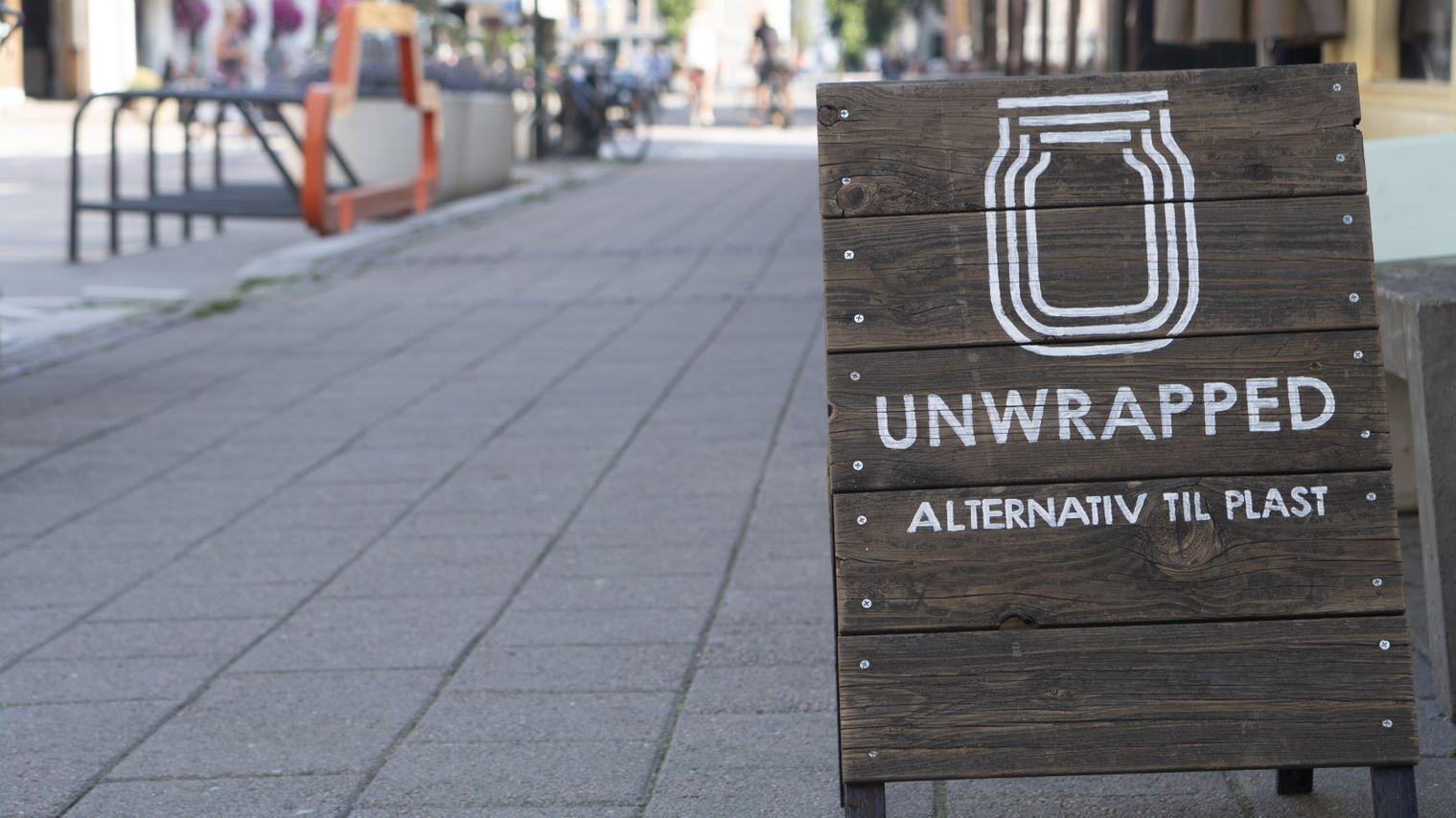Unikum digger: Unwrapped