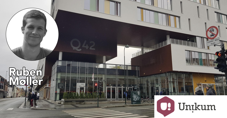 Kommentar: Leie av Q42 er i tråd med UiAs verdier!