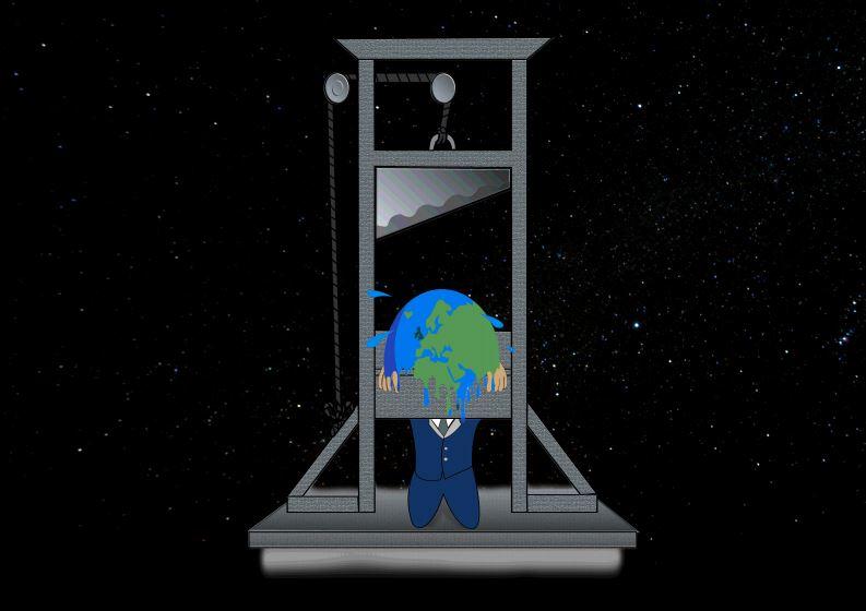Bør vi henrette menneskeheten???