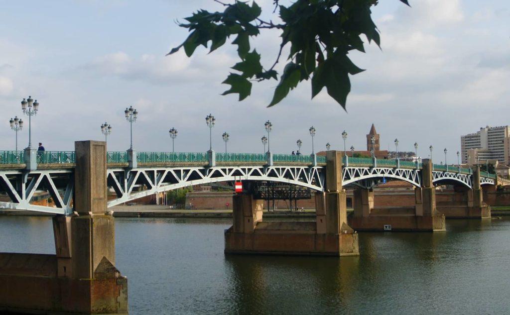 Pont St. Pierre i Toulouse