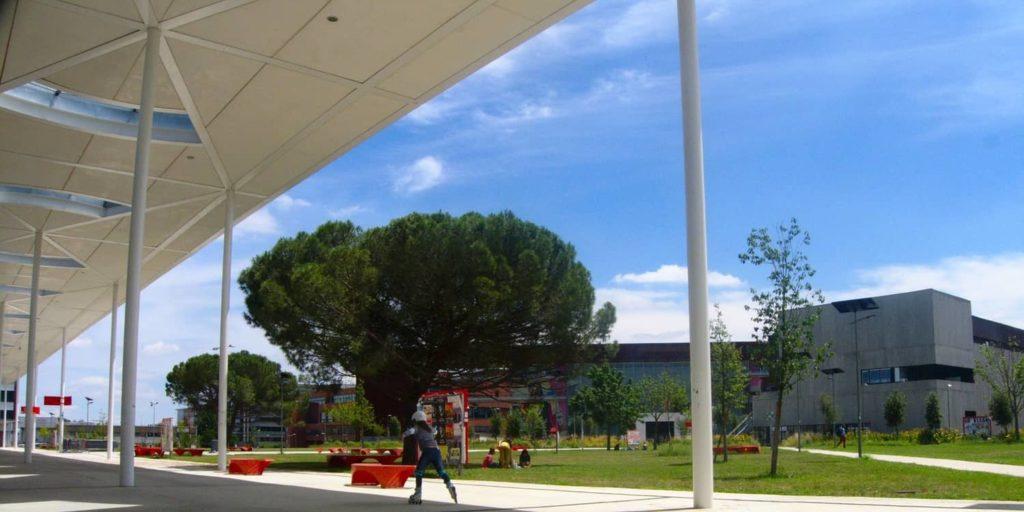 Campus Jean-Jaurés i Toulouse