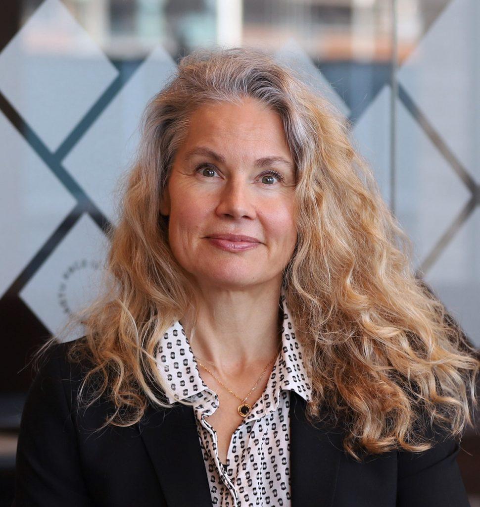 Anette Bjerke, kommunikasjons- direktør Lånekassen