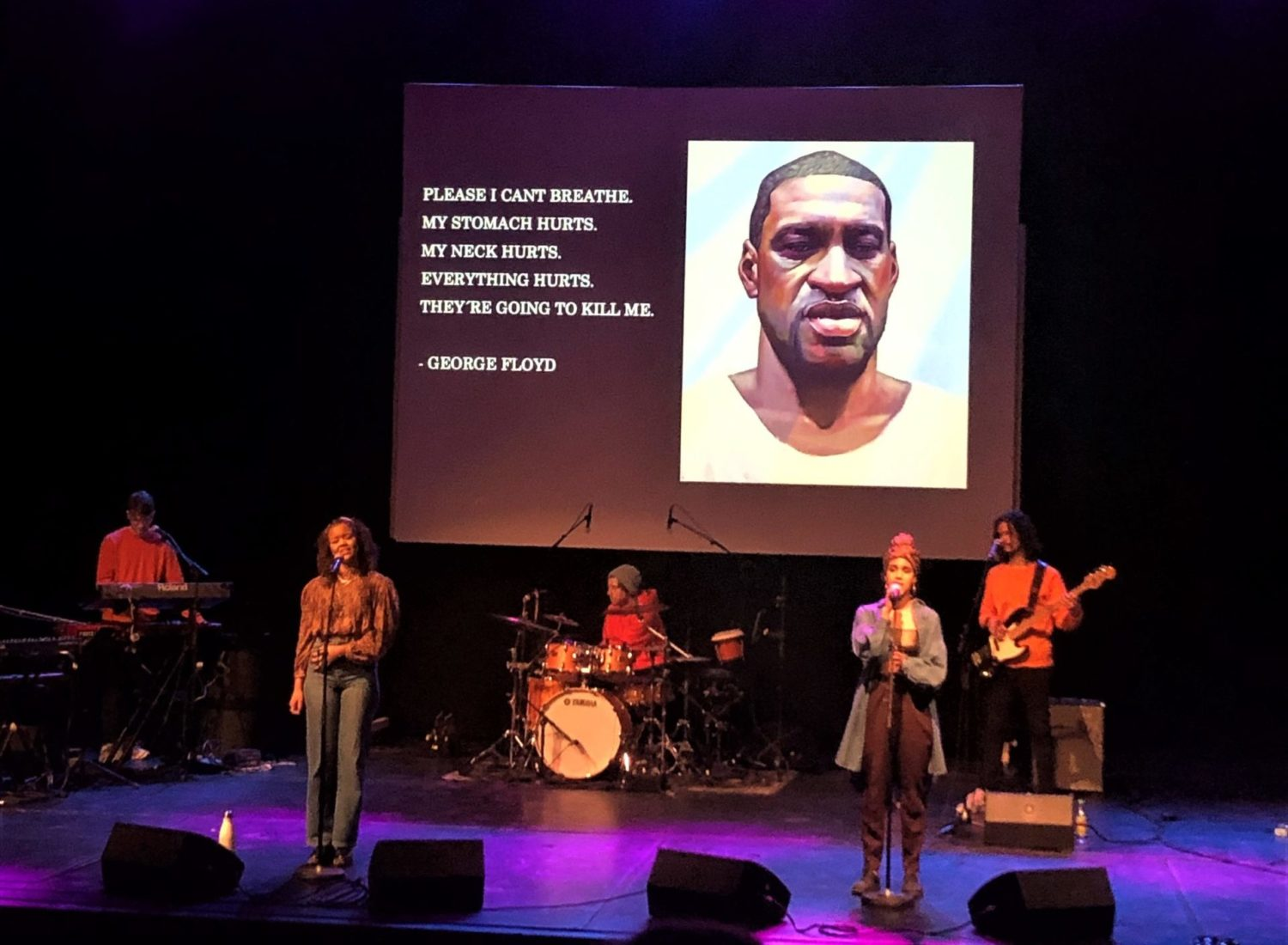 Konsertanmeldelse: Black History Month – Peace Out to Revolution