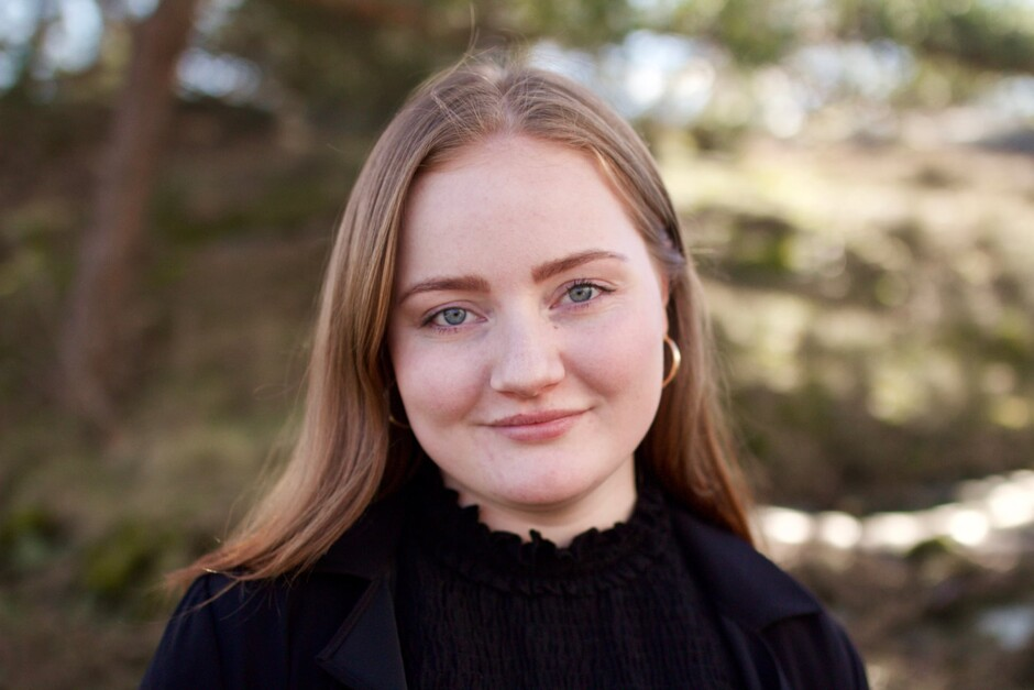 Smilende STA-leder Olea Norset