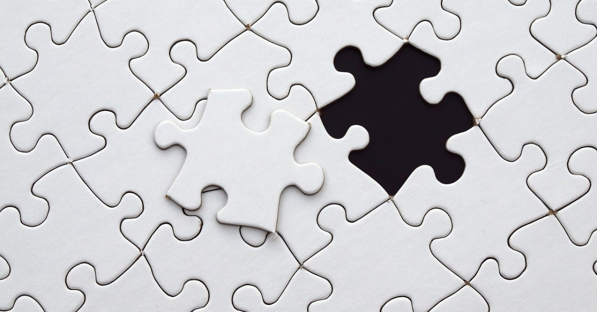 Short story: The Missing Piece